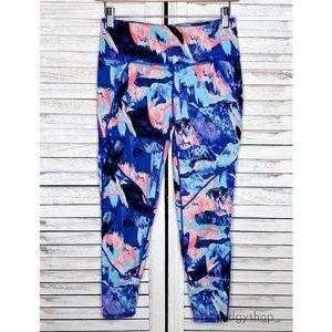 Sweaty Betty | Lava Print Power Leggings